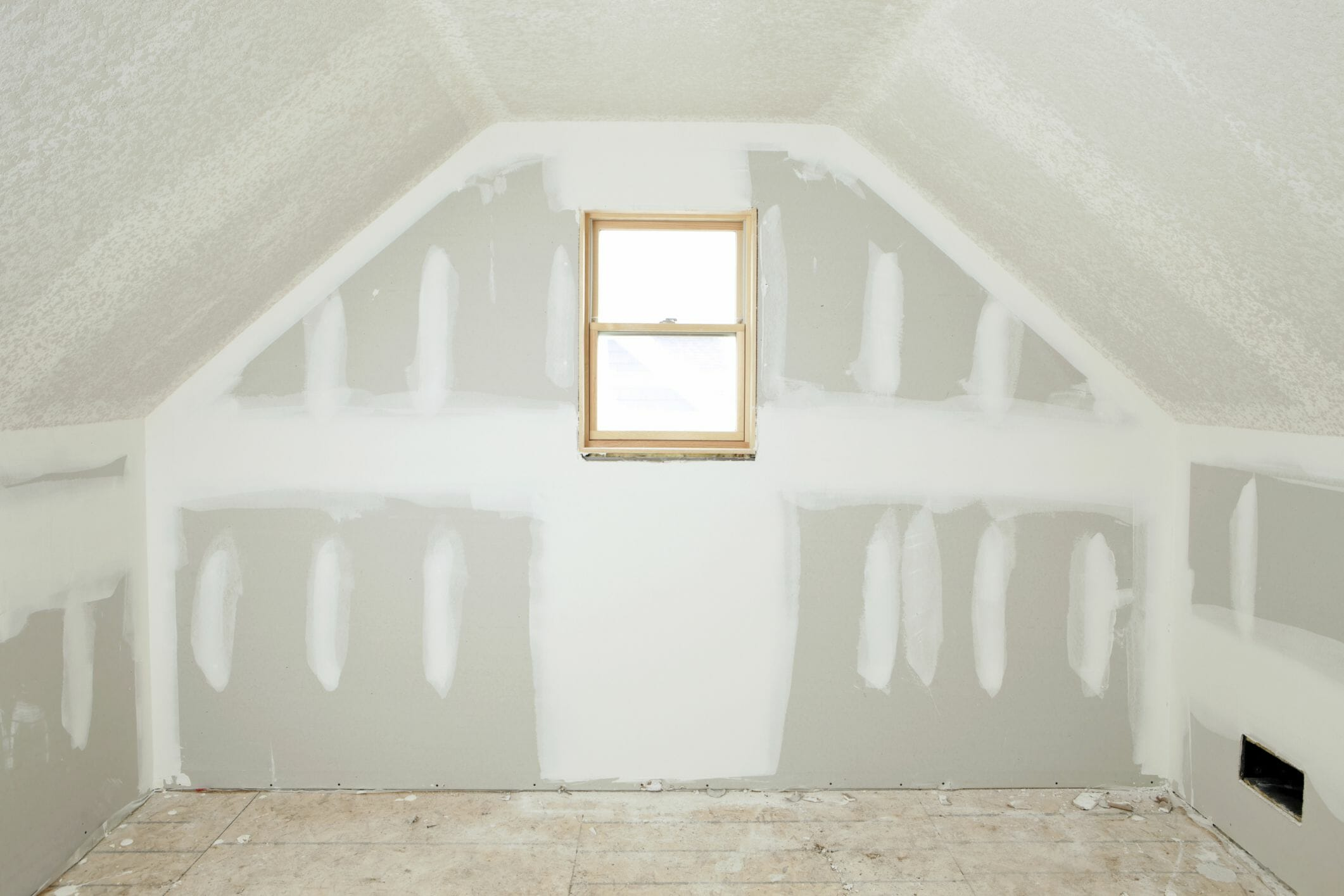An Alternative To Traditional Drywall?