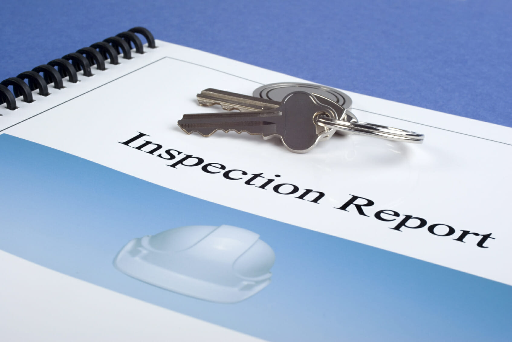 When An Inspection Report Reveals Problems With The Property