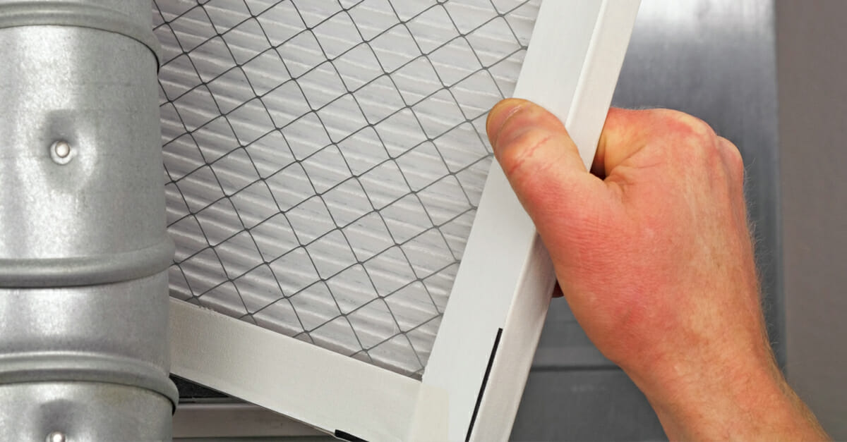 Knowing When To Replace HVAC Filters