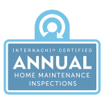 InterNACHI Certified Annual Home Maintenance Inspector in Pinellas County and Tampa Bay