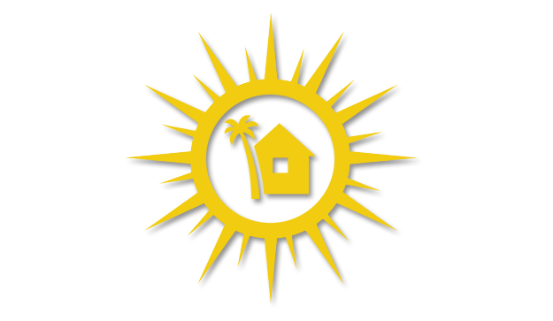 Florida Sunshine Palms Front Page Shadow, Gulf Coast Inspections