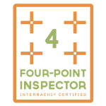 InterNACHI Certified Four Point Inspector in Pinellas County and Tampa Bay