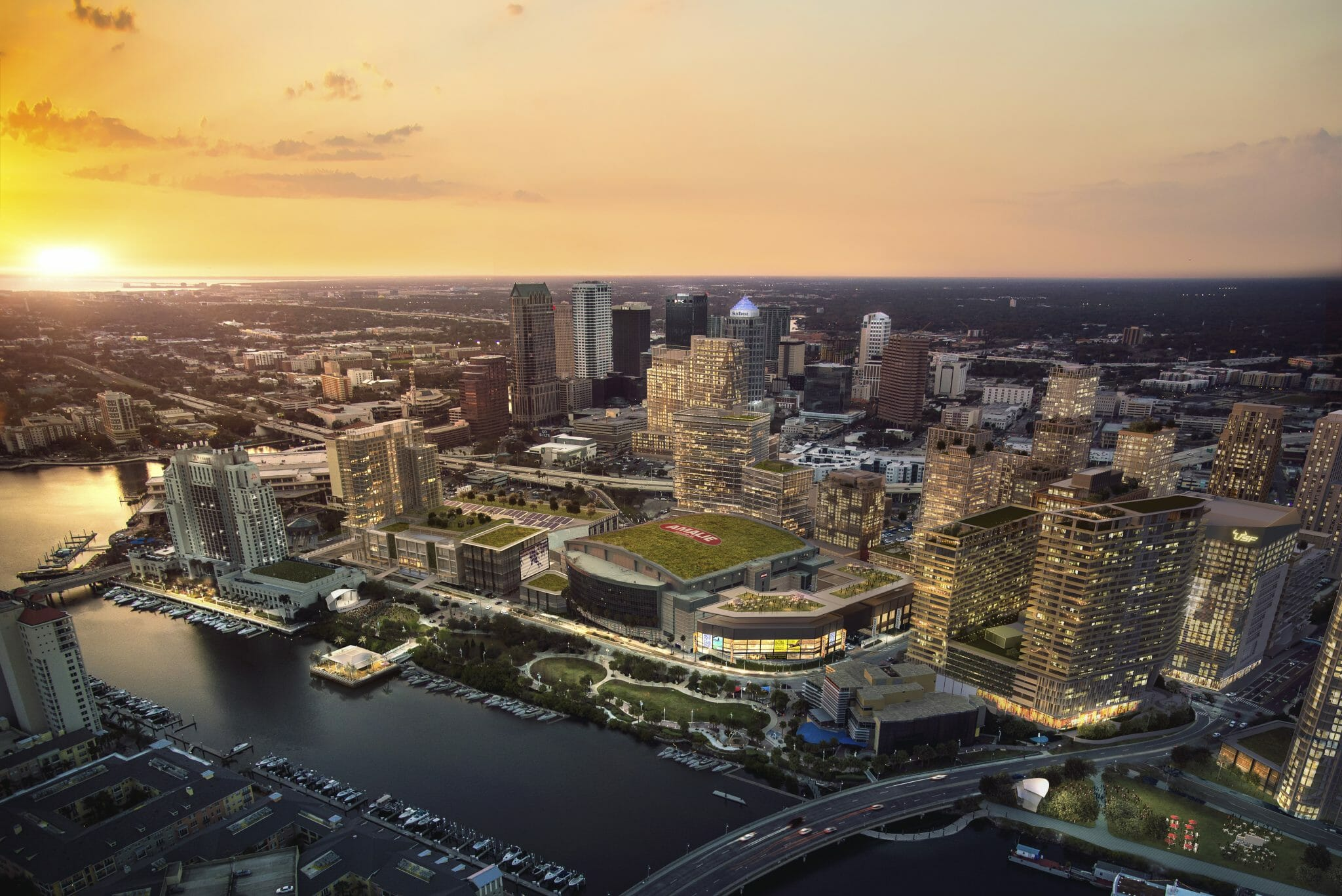 Tampa Aerial, Gulf Coast Inspections